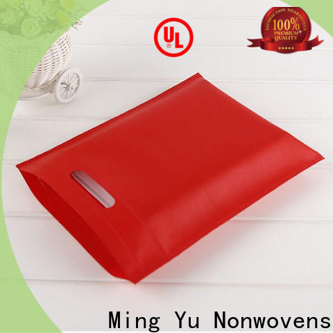 Ming Yu quality non woven carry bags factory for storage