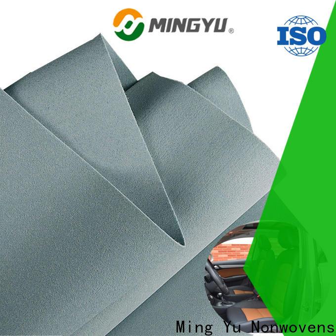 Ming Yu Wholesale punch needle fabric Supply for handbag