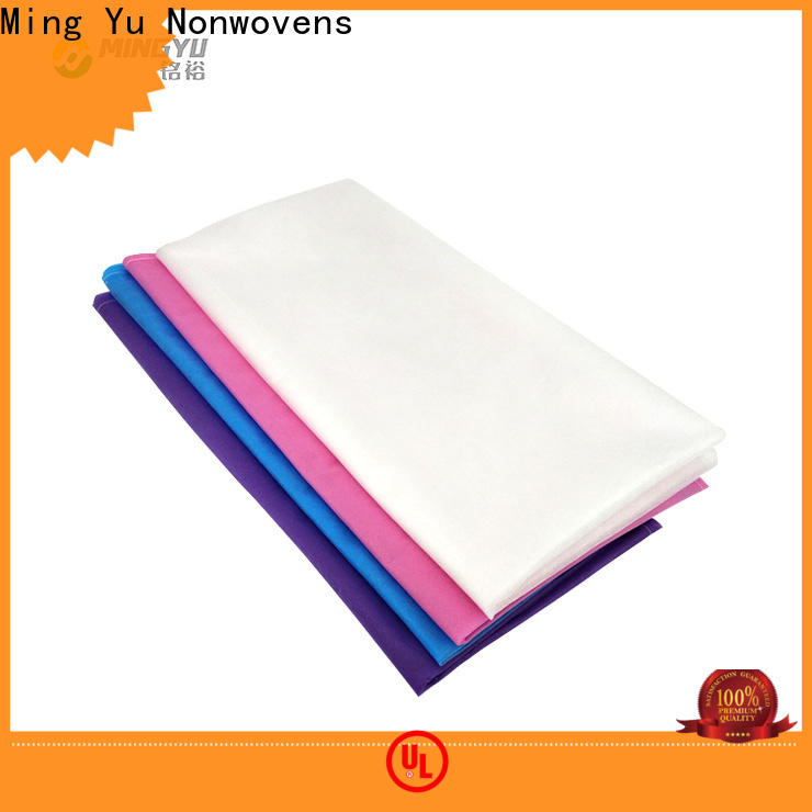 Ming Yu Best non-woven fabric manufacturing Suppliers for package