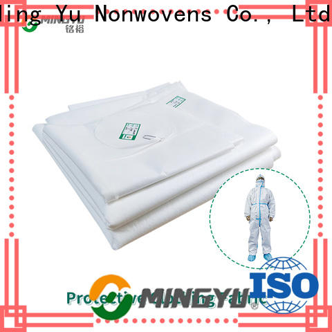 Ming Yu cost non-woven fabric manufacturing Supply for bag