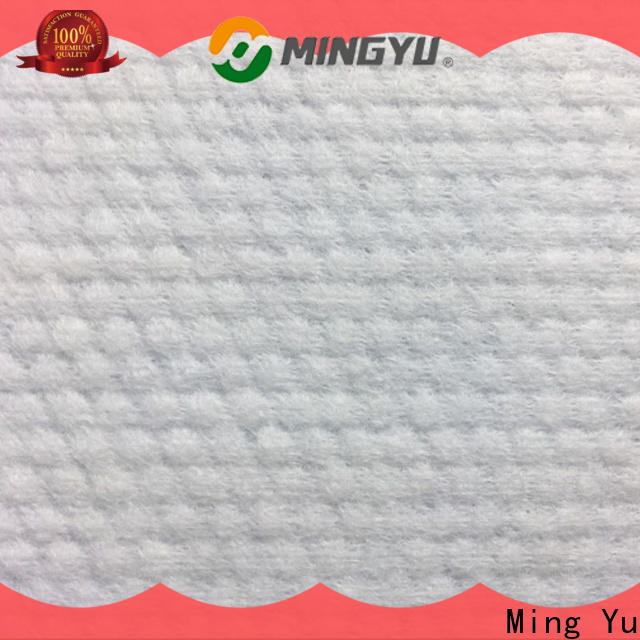 Ming Yu white spunbond nonwoven Suppliers for package
