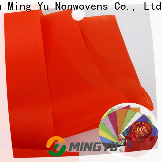 Ming Yu moistureproof woven polypropylene fabric for business for home textile