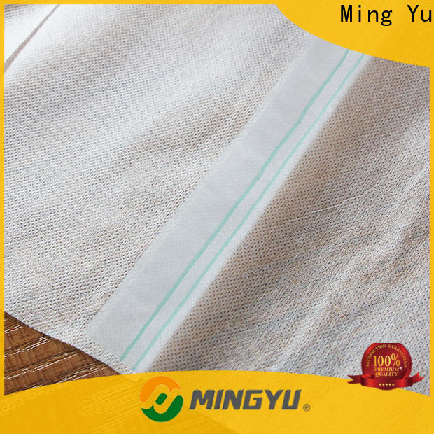 Ming Yu New ground cover fabric for business for package