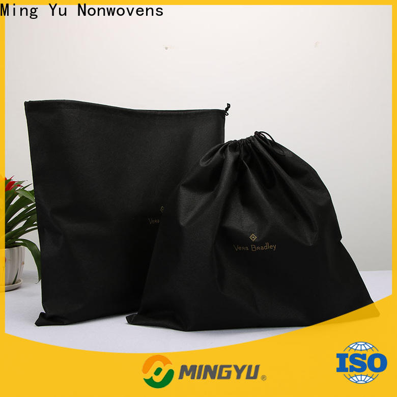 Ming Yu Top non woven polypropylene bags company for storage