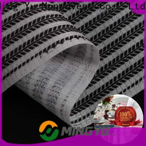 Ming Yu health bonded fabric manufacturers for handbag