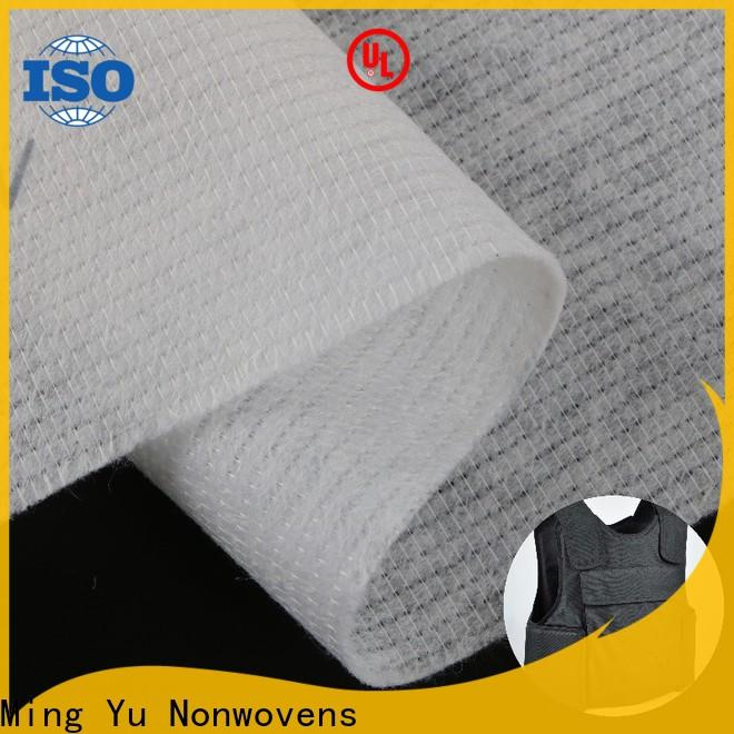 Ming Yu Best non woven polyester fabric manufacturers for storage