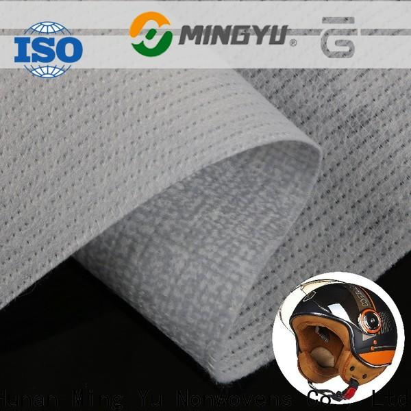 Ming Yu fabric stitch bonded nonwoven fabric Supply for home textile