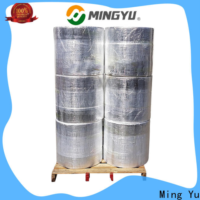 Ming Yu wide non woven polypropylene fabric Supply for storage
