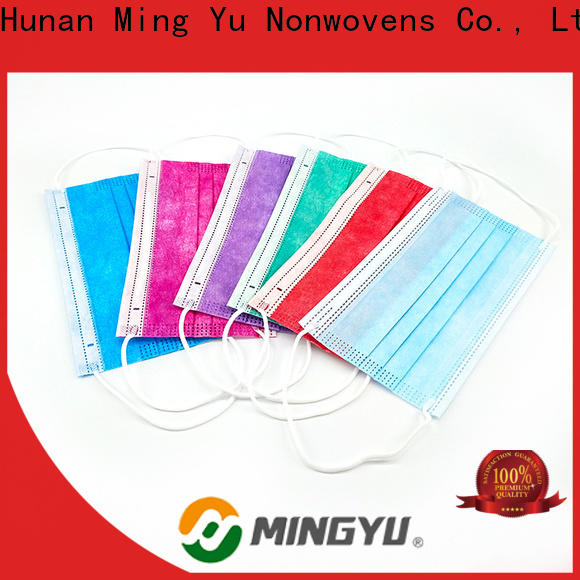 Top face mask material manufacturers for hospital