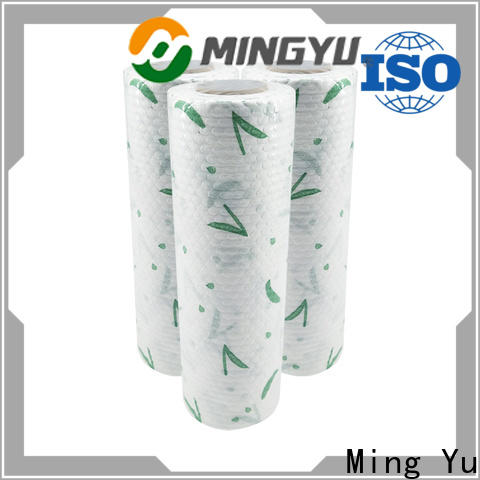 Ming Yu Best non-woven fabric manufacturing for business for handbag