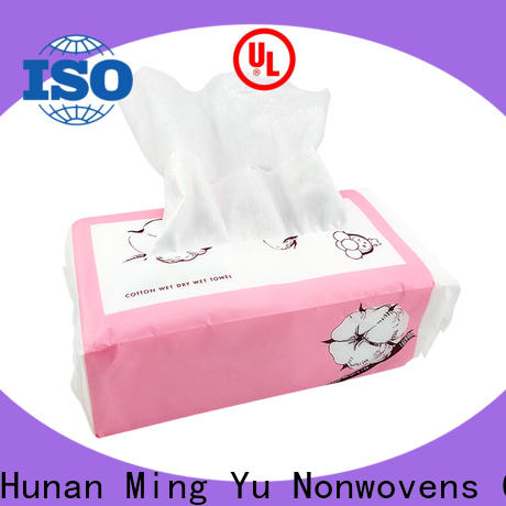 Ming Yu rolls spunlace non woven fabric Suppliers for package