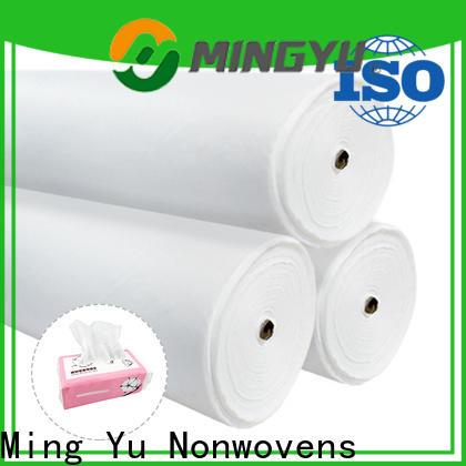 Ming Yu fabric spunlace fabric company for handbag