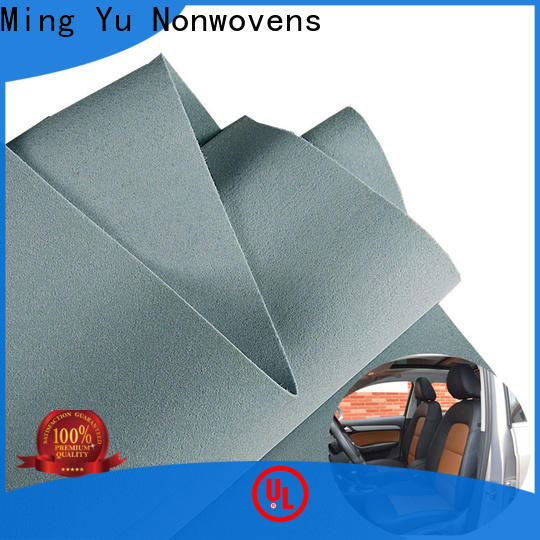 Ming Yu spandex bonded fabric factory for storage