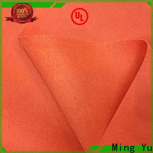Ming Yu Latest felt nonwoven Suppliers for handbag