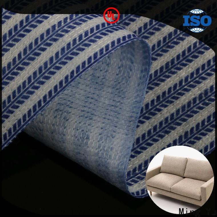 Ming Yu Custom stitch bonded nonwoven fabric manufacturers for bag