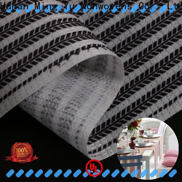 Latest mattress ticking fabric antiyellowing company for package