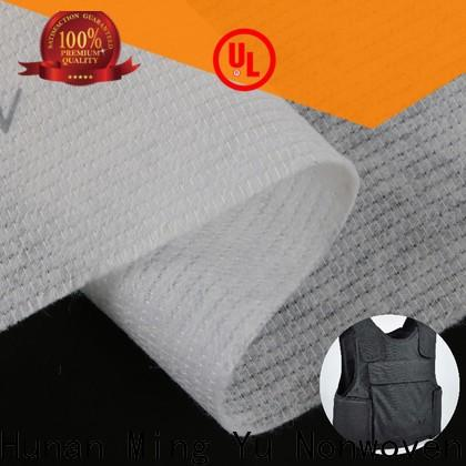 Ming Yu New stitch bonded nonwoven fabric for business for handbag