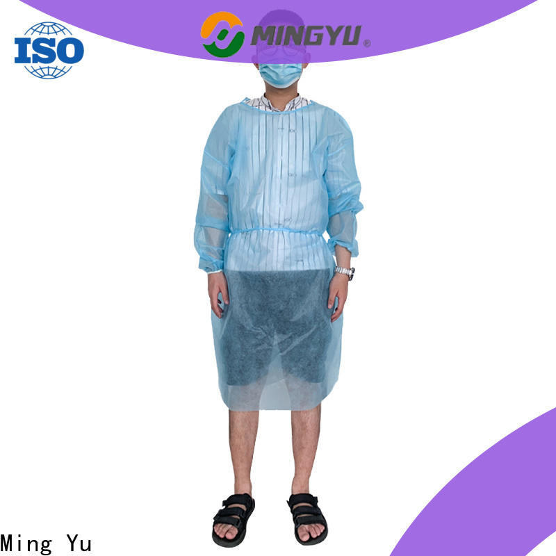 Ming Yu Wholesale protective clothing factory for adult