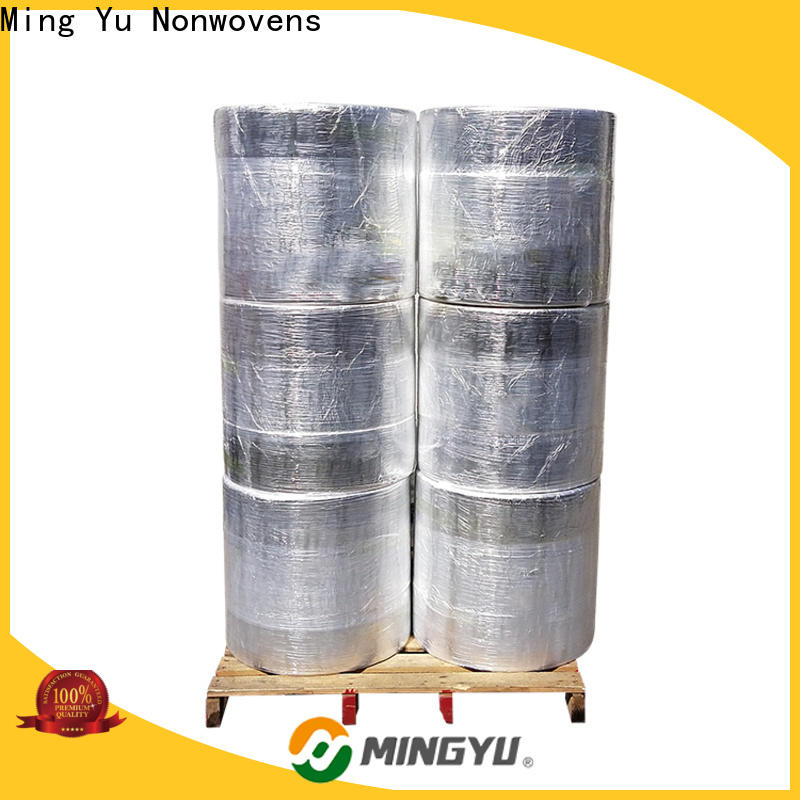 Ming Yu wide pp non woven fabric for business for handbag
