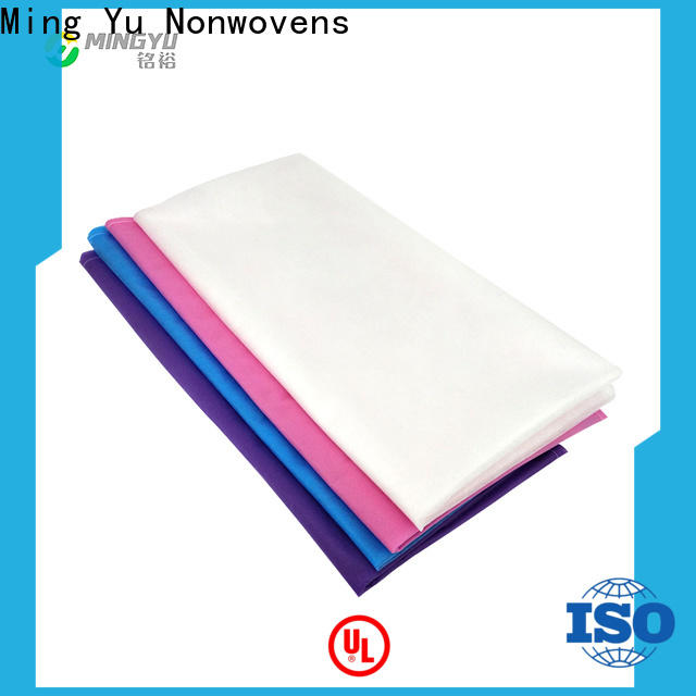 Wholesale non-woven fabric manufacturing fabric Supply for handbag