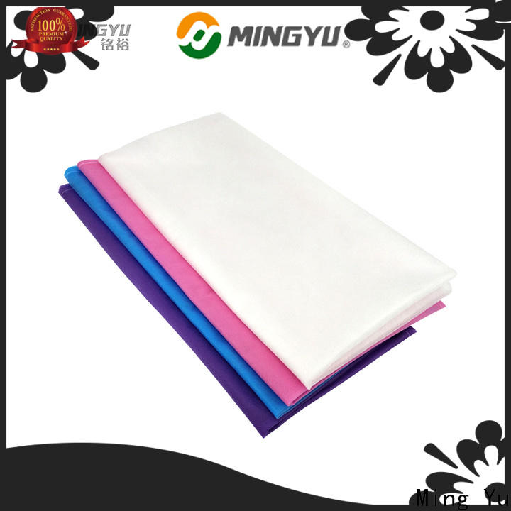 Ming Yu home pp non woven fabric Supply for storage