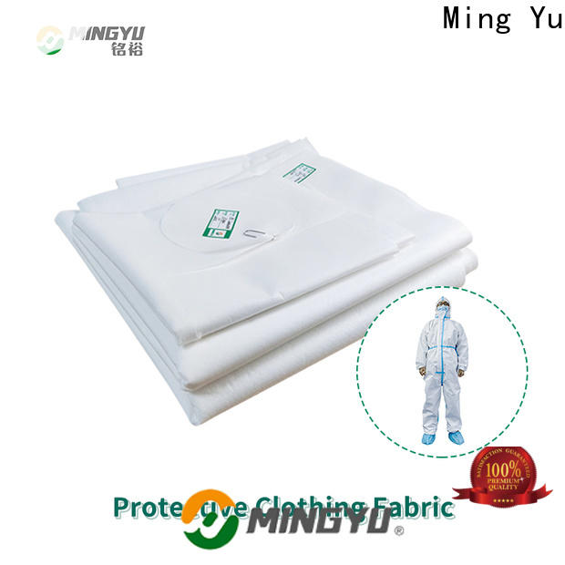 Ming Yu non non-woven fabric manufacturing Suppliers for handbag