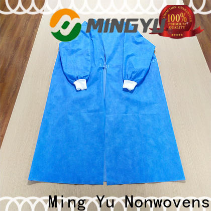 Ming Yu protective clothing manufacturers for medical