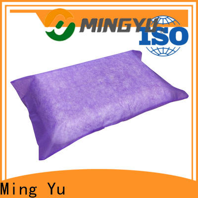 Ming Yu monitoring non-woven fabric manufacturing Suppliers for storage