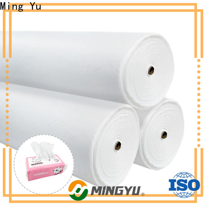 Ming Yu Top non-woven fabric manufacturing Suppliers for home textile