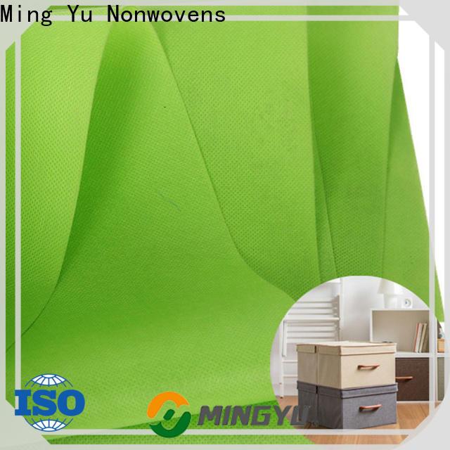 Ming Yu New non woven polypropylene fabric company for handbag