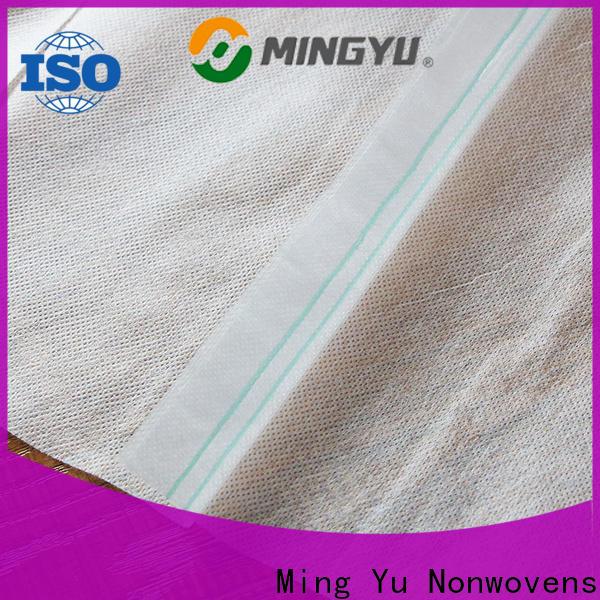Ming Yu agriculture bulk landscape fabric factory for bag