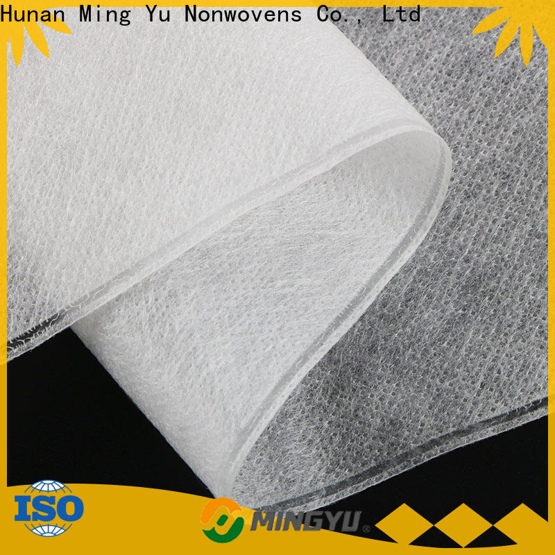Ming Yu New ground cover fabric manufacturers for home textile