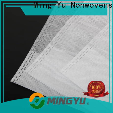 Ming Yu Custom non woven geotextile fabric company for home textile