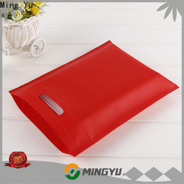 Ming Yu bags non woven fabric bags Supply for package