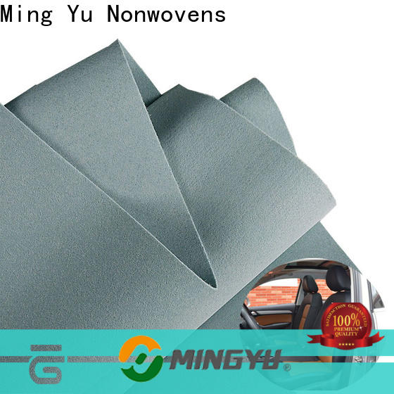 Ming Yu Wholesale needle punched non woven fabric manufacturers for handbag