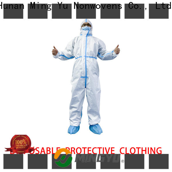 Ming Yu Best protective clothing Suppliers for hospital