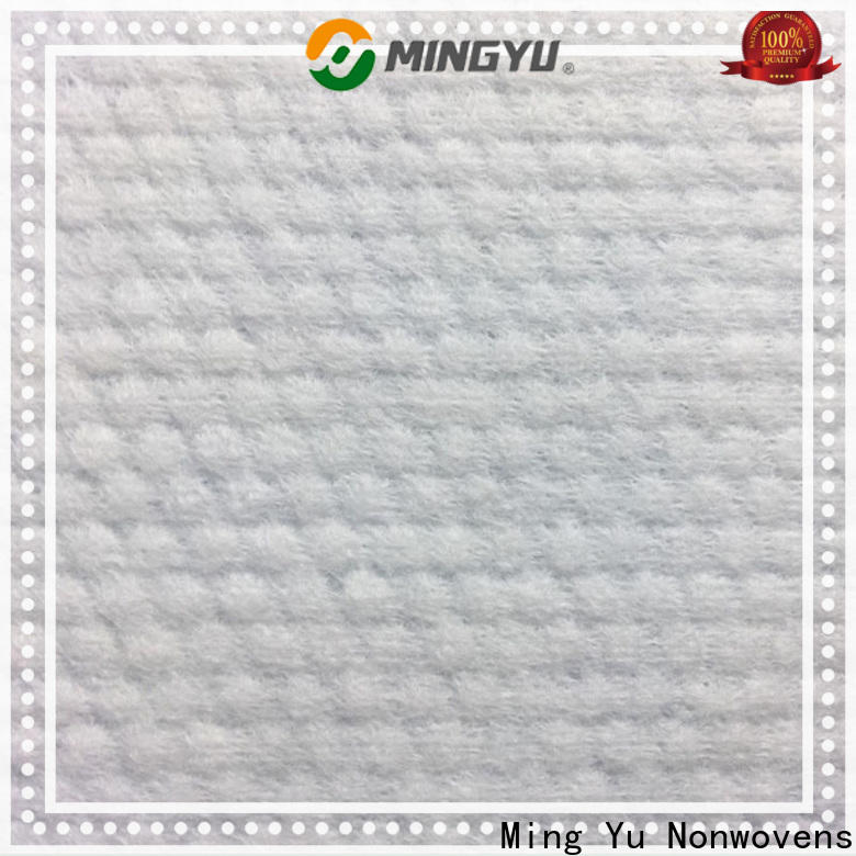 Ming Yu High-quality non-woven fabric manufacturing manufacturers for home textile