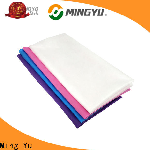 Ming Yu Wholesale non-woven fabric manufacturing for business for bag
