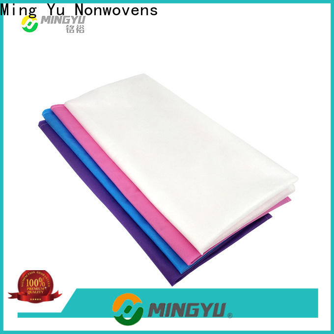 Ming Yu wide spunbond fabric manufacturers for storage