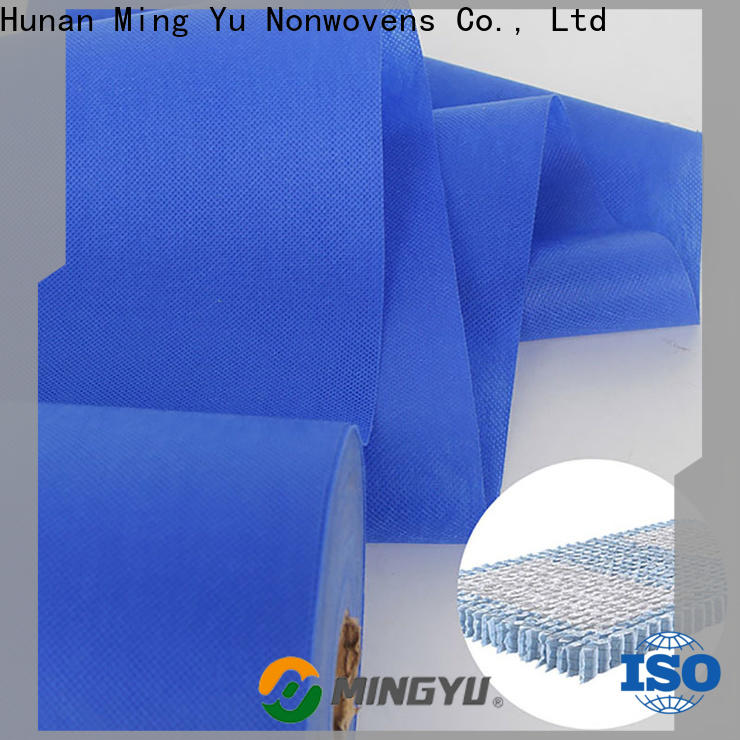 Ming Yu rolls non woven polypropylene company for storage