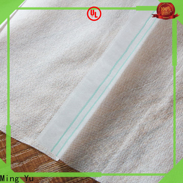 Ming Yu Wholesale agriculture non woven fabric company for bag