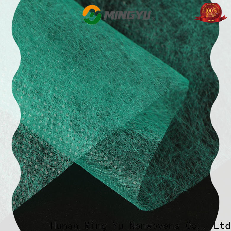 Ming Yu control non-woven fabric manufacturing Suppliers for bag