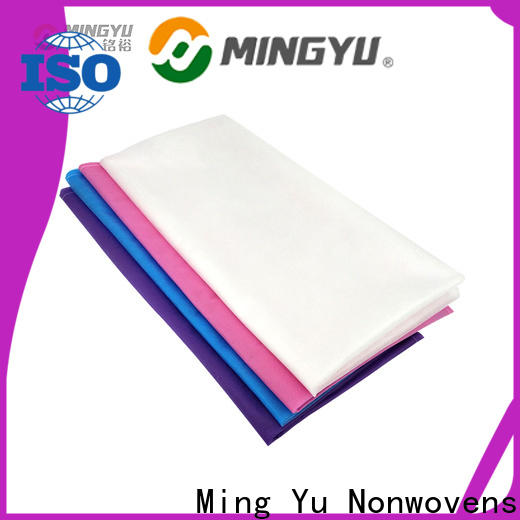 Ming Yu Wholesale non-woven fabric manufacturing for business