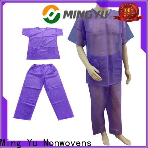 Ming Yu Custom non-woven fabric manufacturing factory