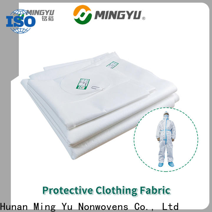 Ming Yu Top non woven interfacing fabric Supply