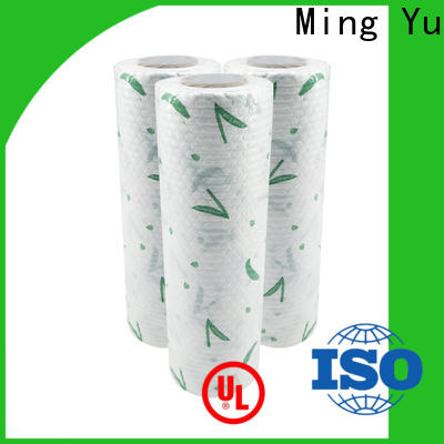 Ming Yu Custom non-woven fabric manufacturing for business