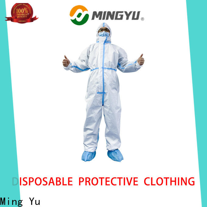 Ming Yu disposable protective suit company for adult