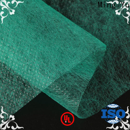 Ming Yu New pp non woven manufacturers
