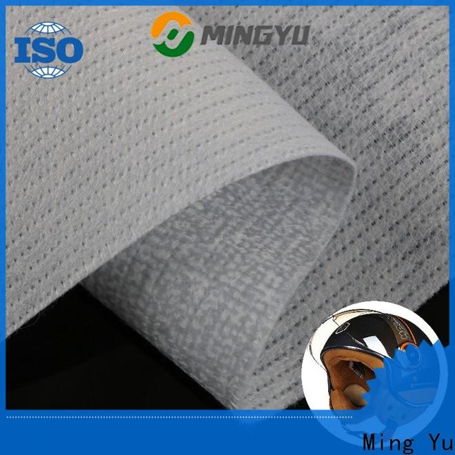 Ming Yu non woven filter fabric for business