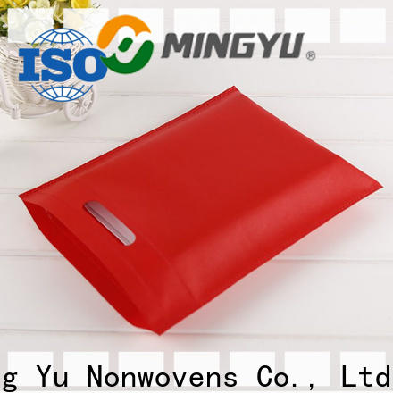 Ming Yu High-quality non woven carry bags Suppliers for home textile